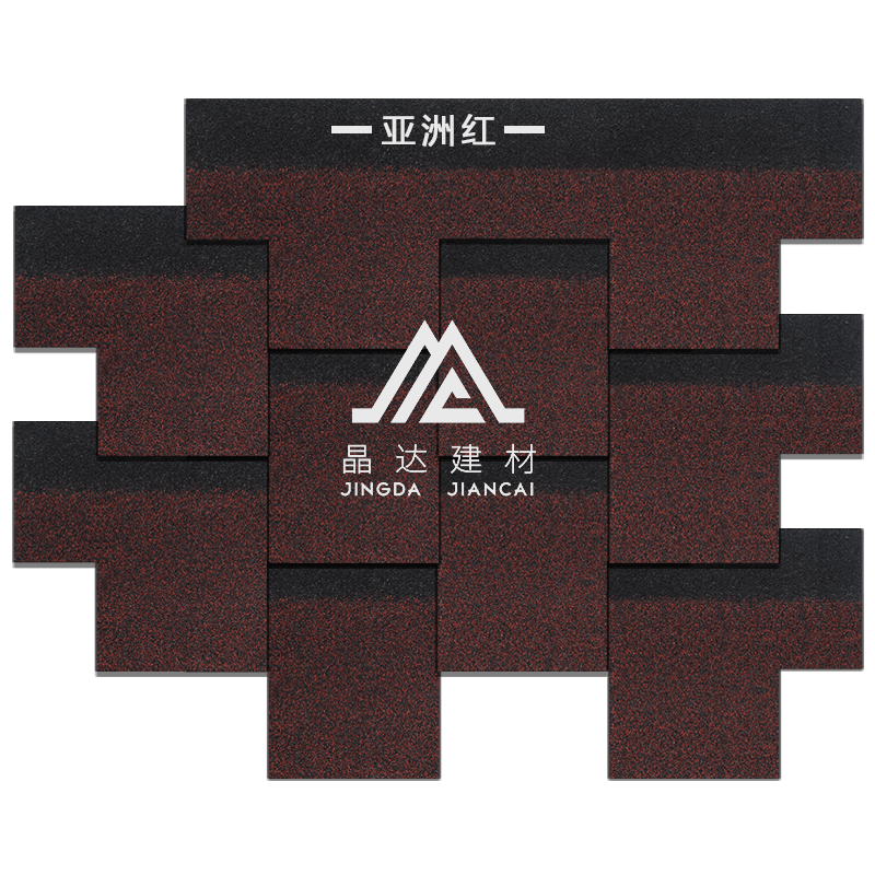 歌德型亚洲红沥青瓦A型